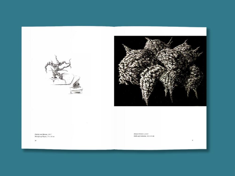 Hekate-Zeichnungen-und-ein-Originaldruck-von-Matthias-Taube-Krautin-Verlag