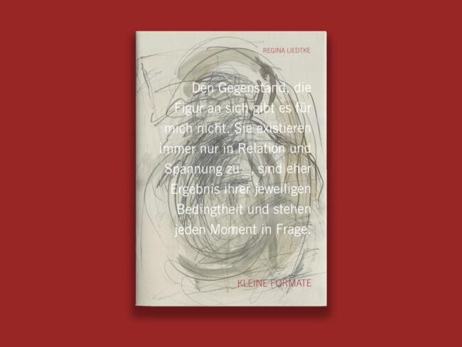 Kleien Formate Regina Liedtke Cover Krautin Verlag